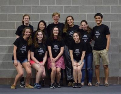Phi SigmaPi team