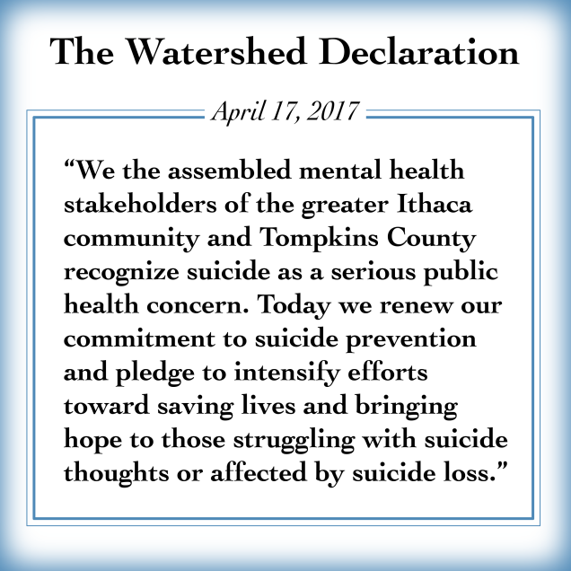 watershed-declaration
