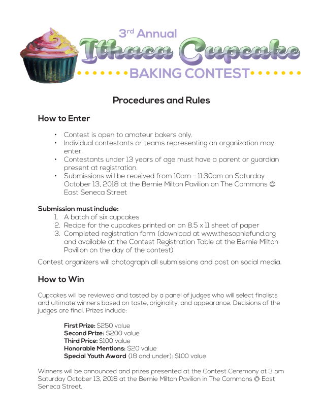 2018-cupcake-contest-rules-procedures
