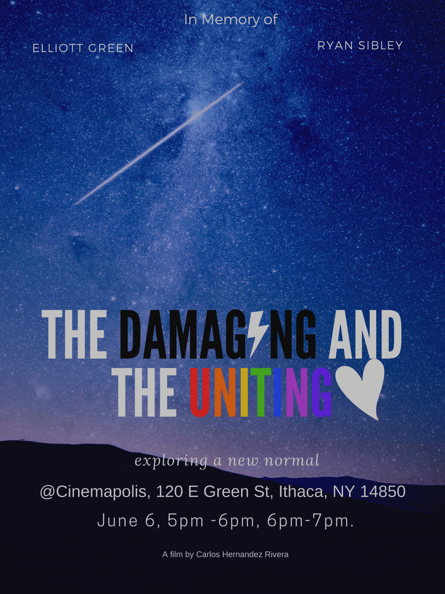 The Damaging and The Uniting